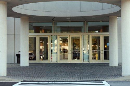 Von Maur Department Store-Door and Glass Service