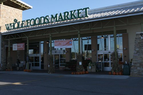 Commercial Glass Work-Whole Foods Market