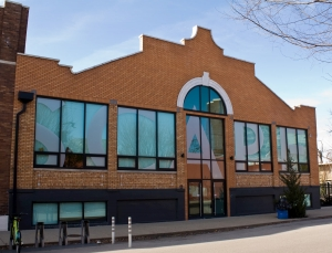 Large commercial windows and doors