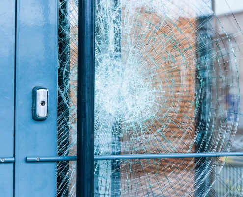 24-hour Commercial Glass Door Repair